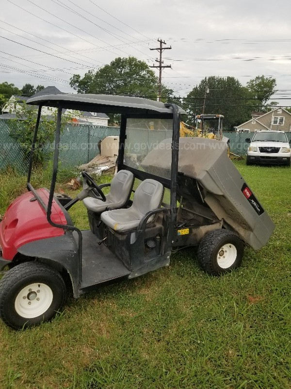 Toro Workman 2110...As Is...For Parts