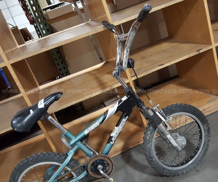 3 Child-Size Bicycles