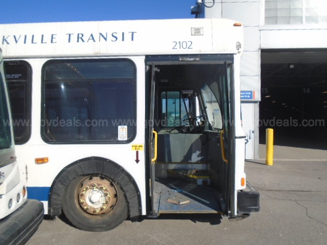 2001 Orion 6 Bus